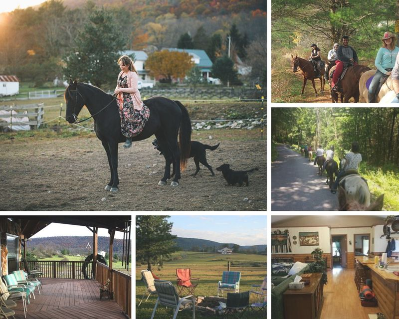 3 day ranch vacation in spring mills, pennsylvania