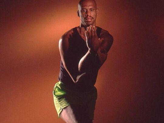basketball yoga