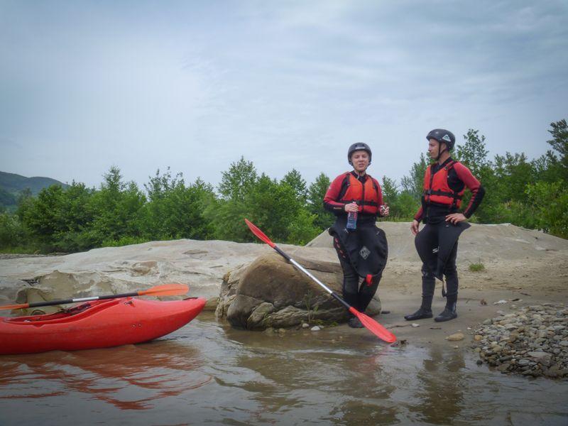 rafting-romania-Buzau-river-kayaking