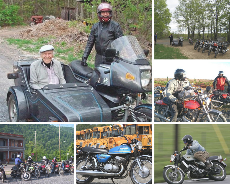 Motorcycle Tour in the USA