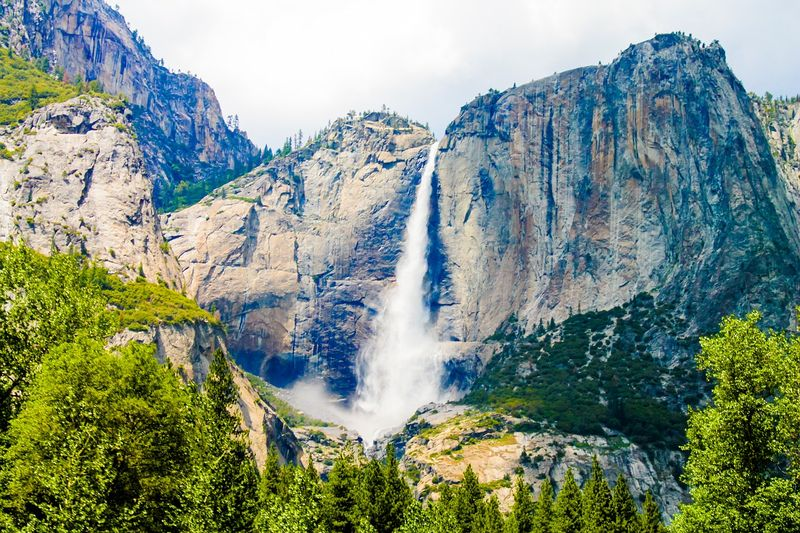 yosemite national park yoga retreat