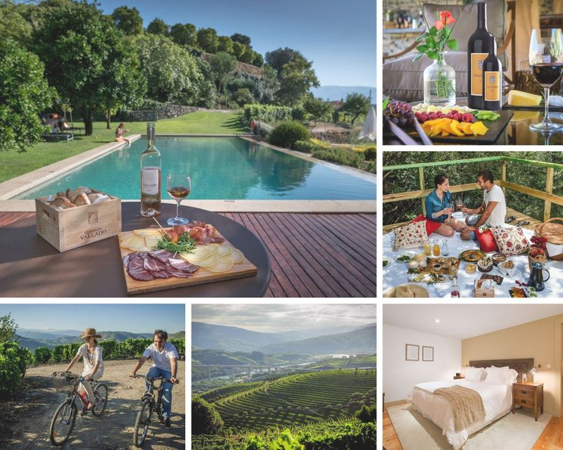 2 day cooking and wine tasting holiday in douro valley, portugal