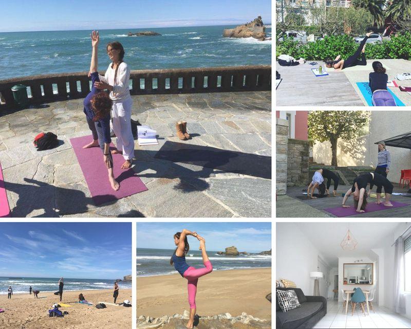 22 Day 200-Hour Foundational Hatha Vinyasa Yoga Teacher Training in Biarritz, Basque