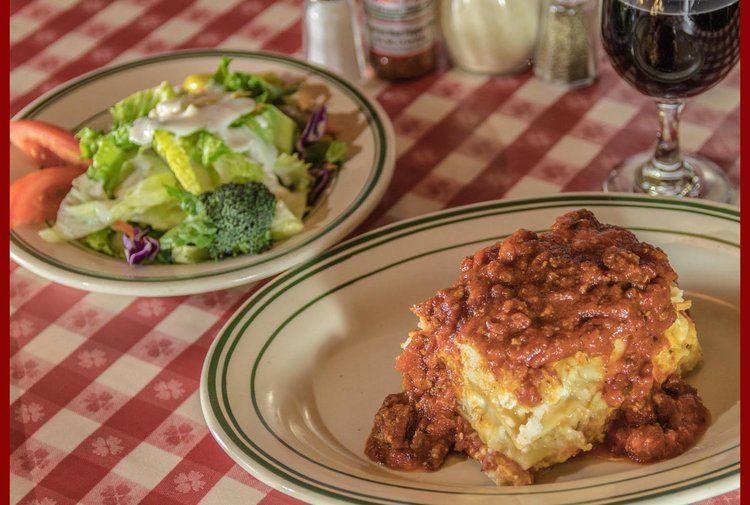 Filippi's lasagne