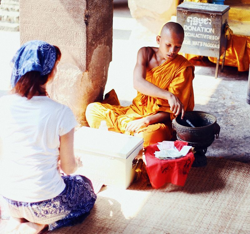 yoga retreats cambodia