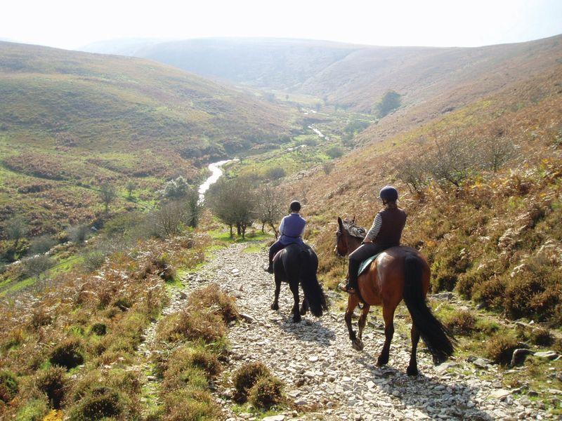 horse-riding-exmoor