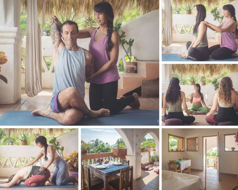 4 Day Inner Wisdom: Private Self-Connection Yoga and Wellness Retreat in Oaxaca