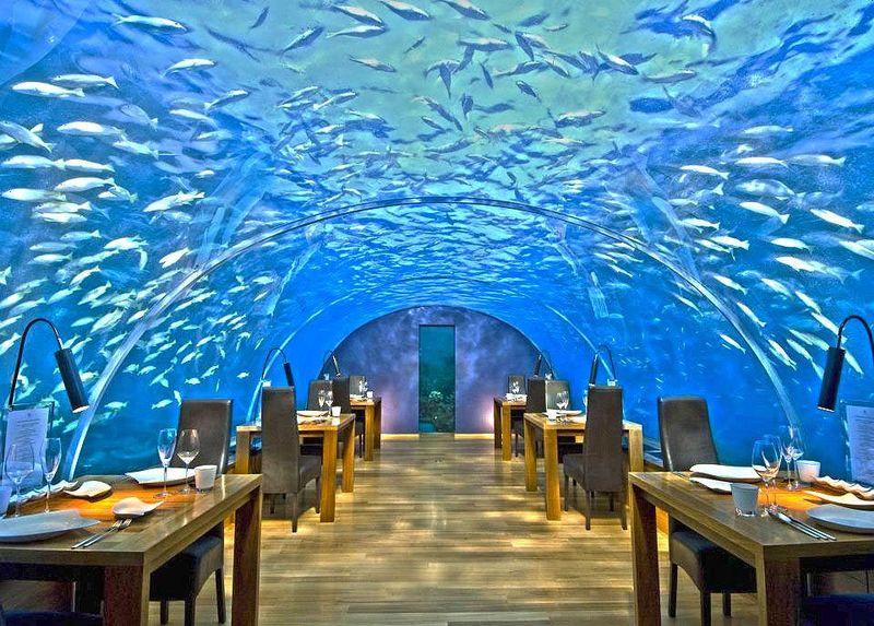 ithaa-restaurant