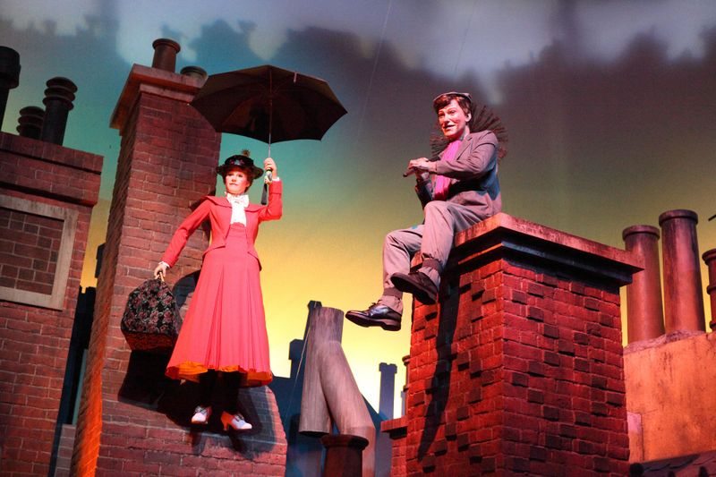 mary poppins secrets