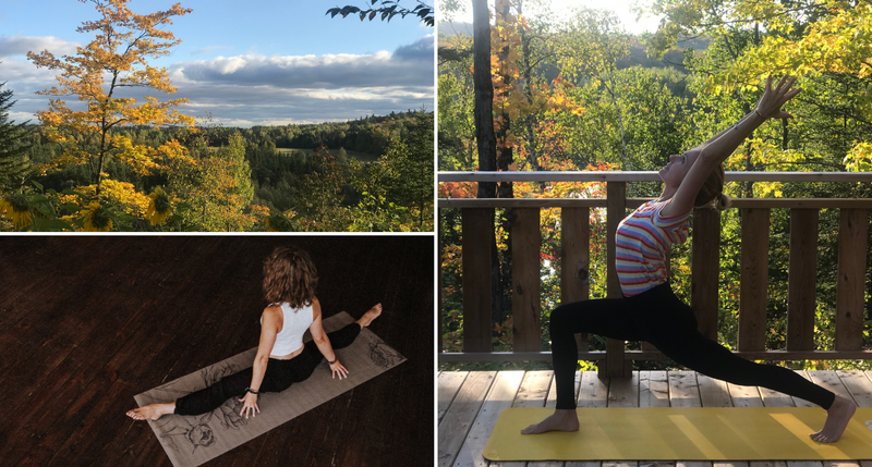 7 day yoga retreat canada