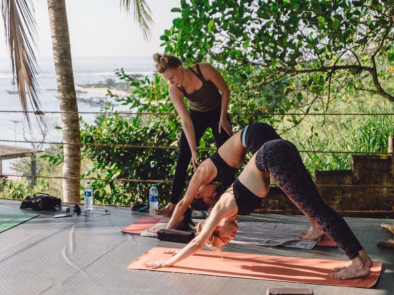 yoga retreats Sri Lanka