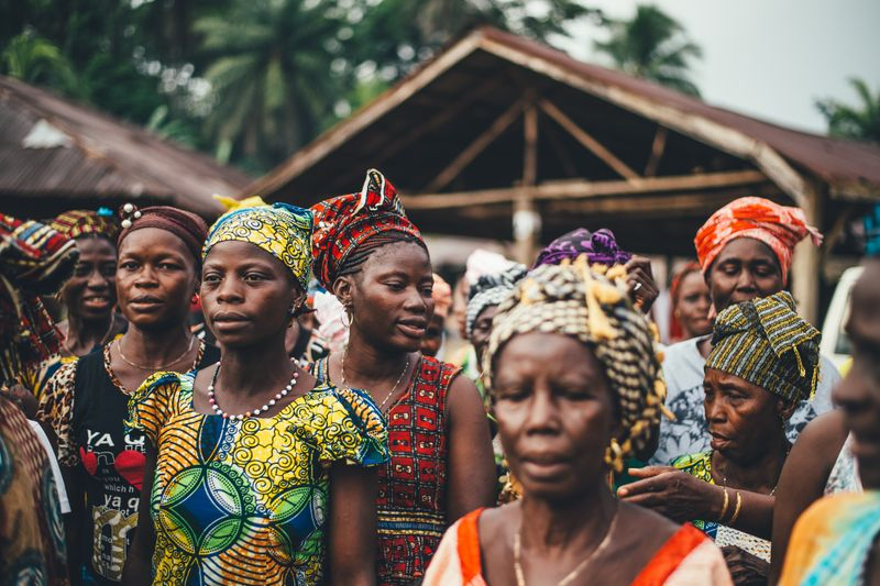 Women in Sierra Leone