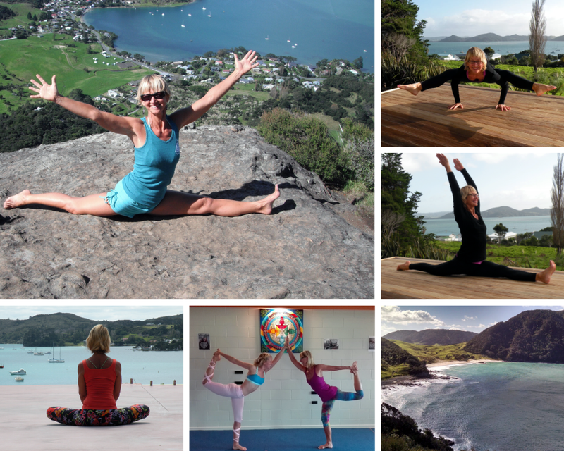 yoga retreat in Whangarei Heads