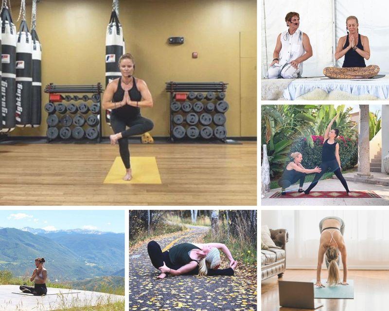 6 Months 200-Hour Online Vinyasa Yoga Teacher Training Course