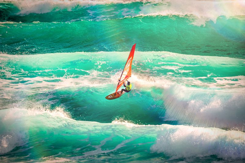 Chasing the Wind: The Best Windsurfing Spots in the World