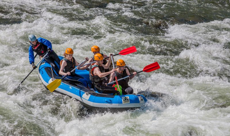 Whitewater Rafting Experiences Made in Romania