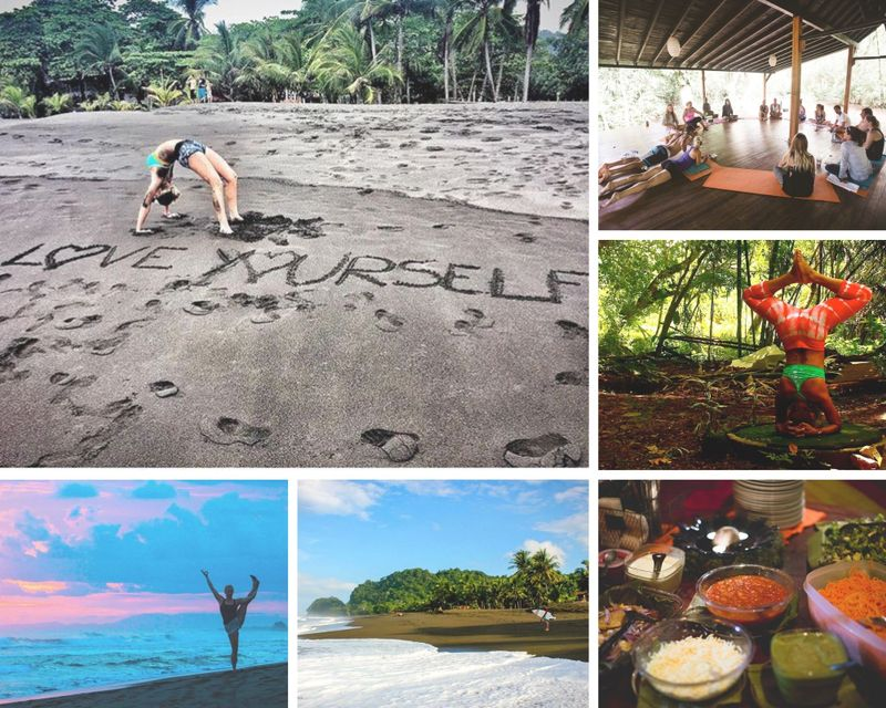 new year retreat in costa rica