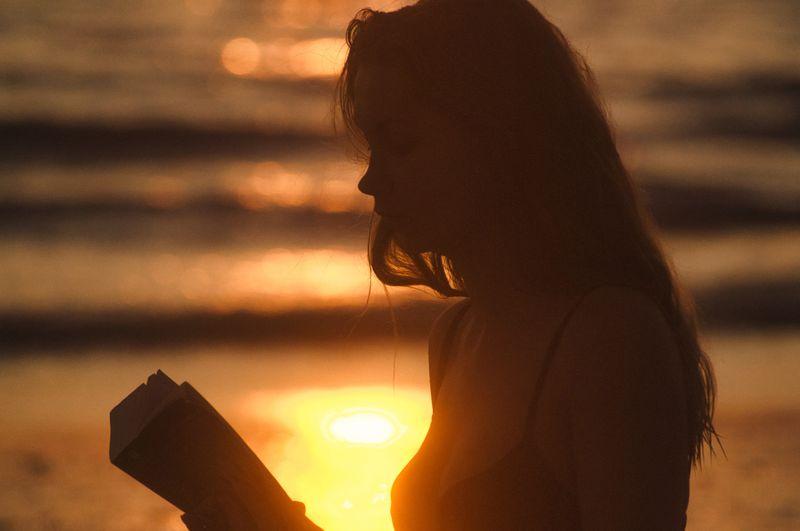 book-beach