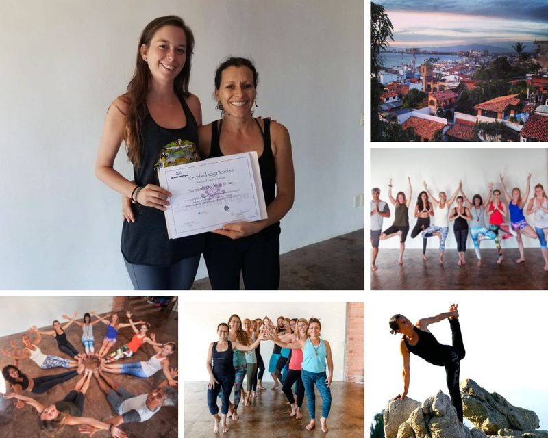 yoga teacher training in Puerto Vallarta