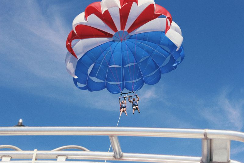 My Very First Parasailing Experience and What You Can Expect from Yours