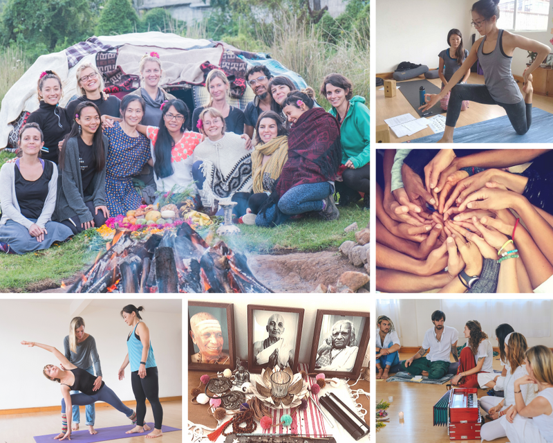 yoga teacher training camp in chiapas mexico