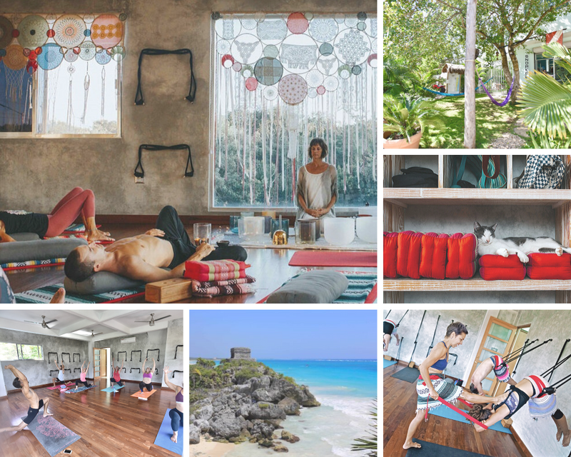 tulum yoga retreat