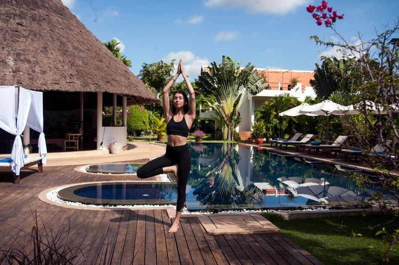 yoga retreats Siem Reap