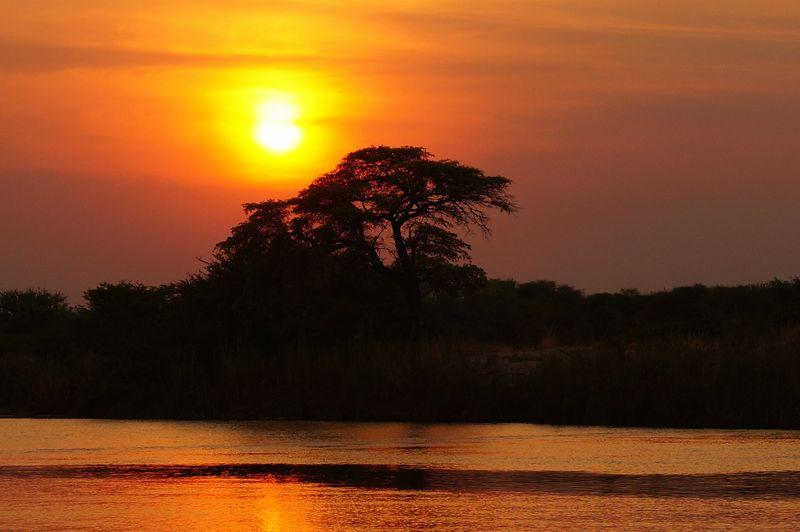 sunset-okavango-delta-botswana