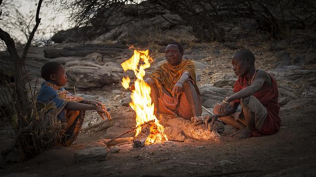 hadza-people-africa