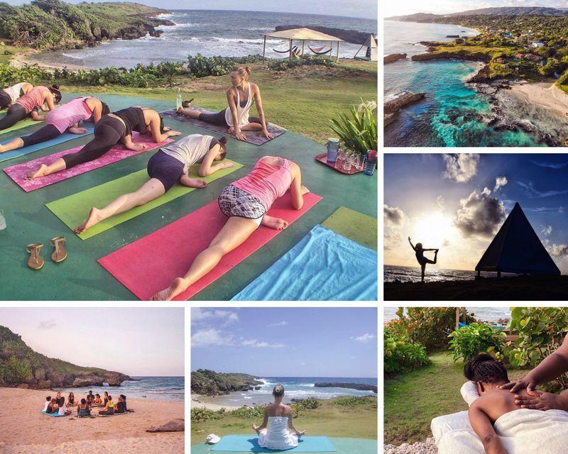 yoga retreat in Jamaica