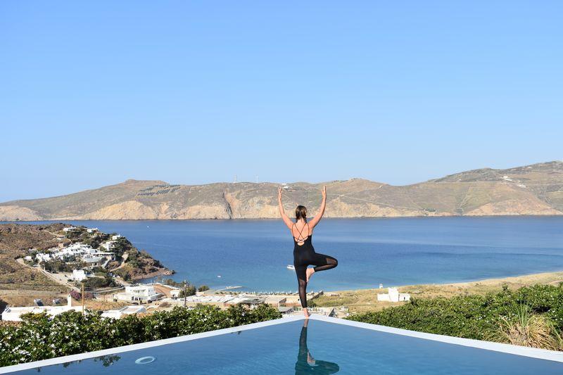 mykonos yoga retreat