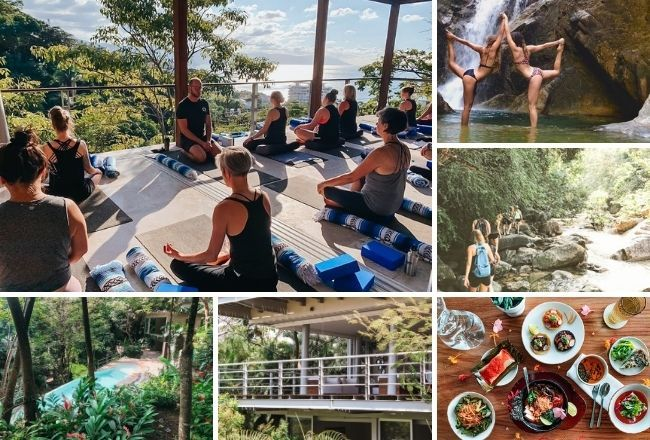 ayurveda , yoga and meditation retreat in mexico
