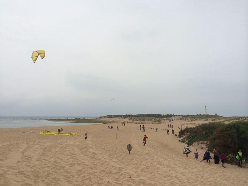 kitesurf-Los-Caños-de-Meca-spain