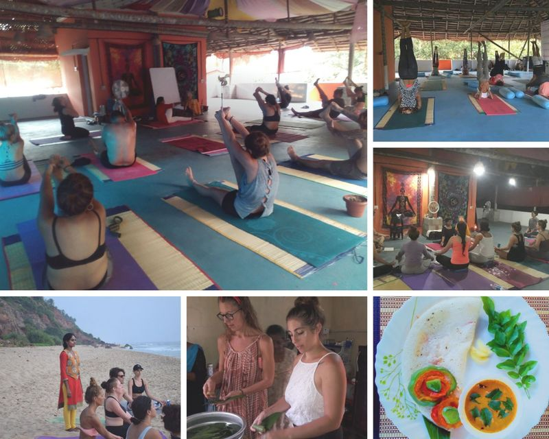 28 Day 200-Hour of Ashtanga Vinyasa and Hatha Yoga Teacher Training in Kerala