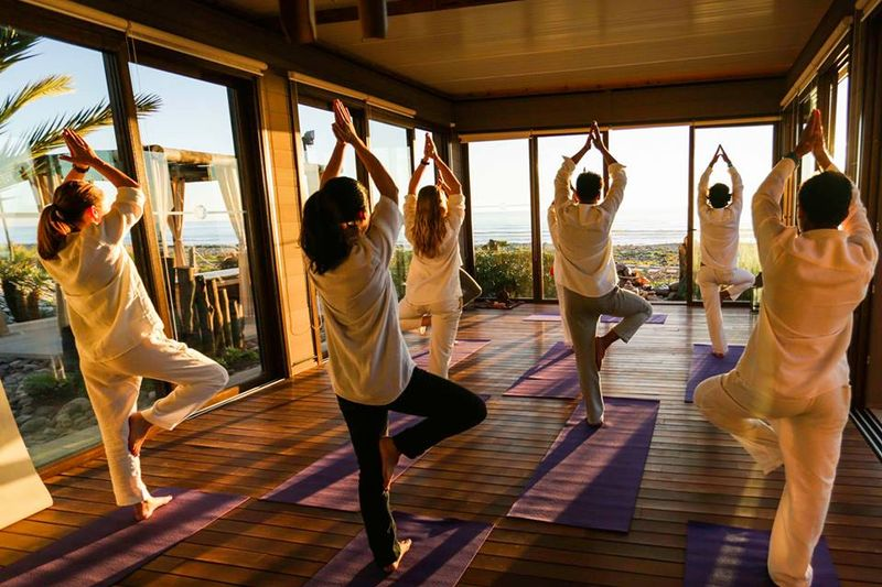 yoga teacher training in agadir morocco