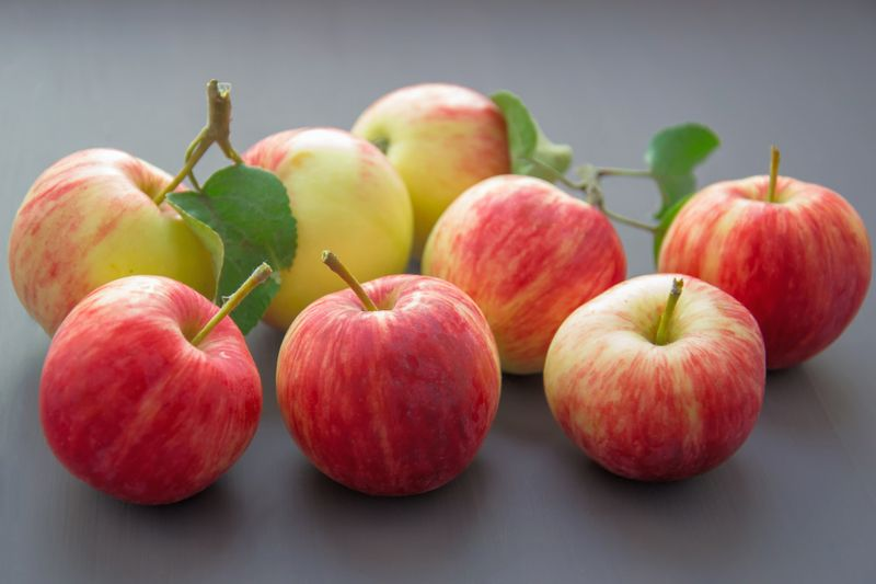 Apples help stimulate bile production