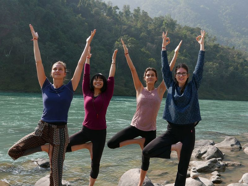 yoga teacher training ganges