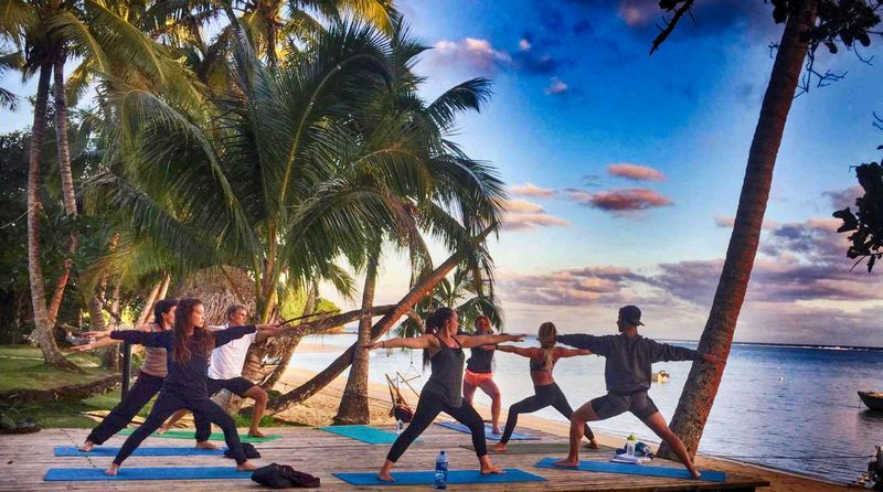 The Best Yoga Retreats in Fiji Islands - BookYogaRetreats com
