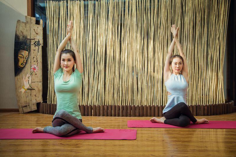 luxury yoga holiday