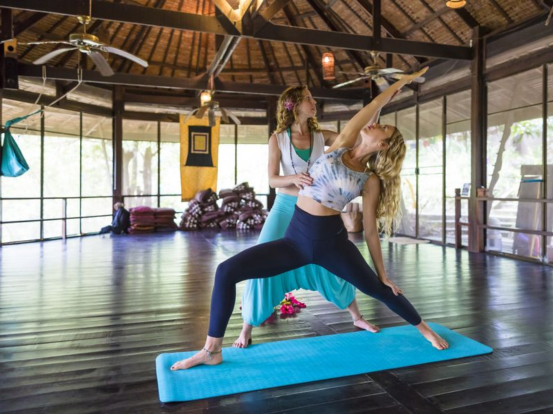 yoga teacher training in thailand