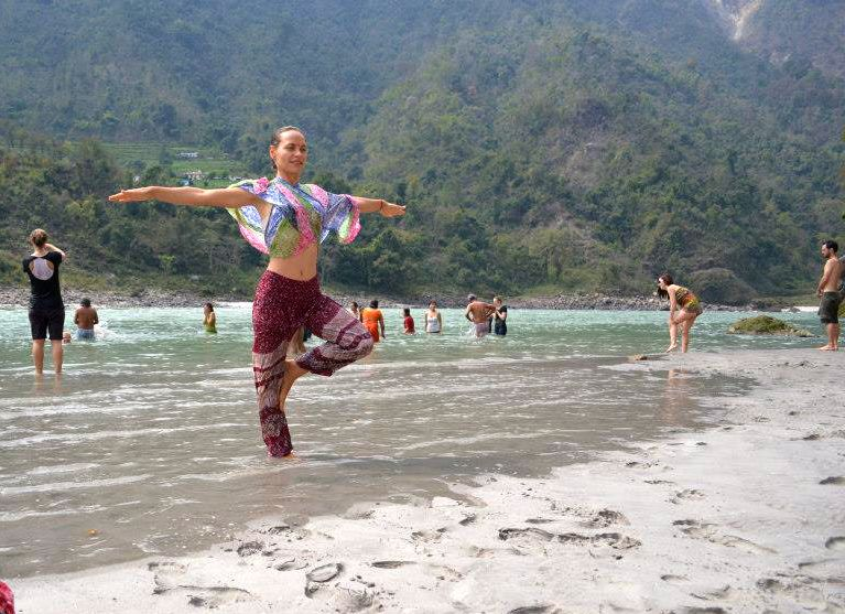 rishikesh yoga teacher training