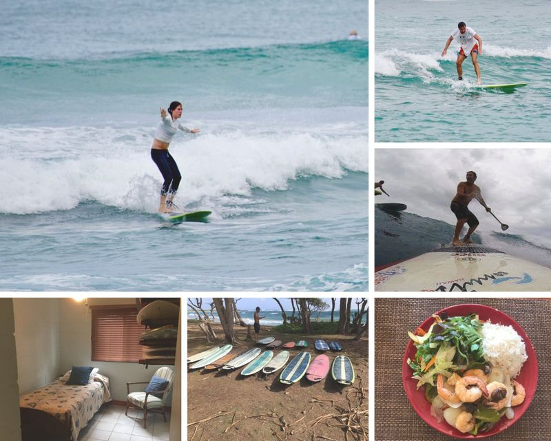 7 Day North Shore Surf Camp in Oahu, Hawaii