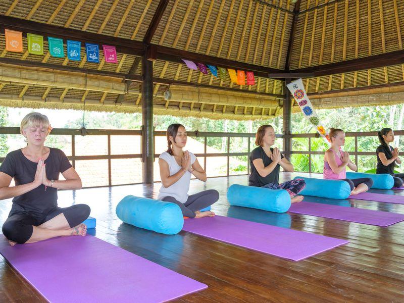 yoga practice shala