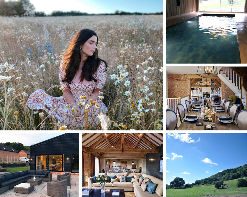 yoga retreat in Herefordshire