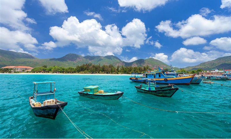 Con Dao Islands Vietnam