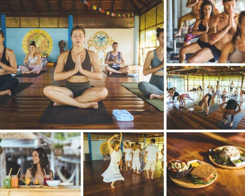 3 Day Yoga 360 Package Yoga Retreat in Koh Phangan