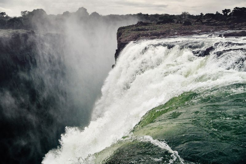 africa waterfall