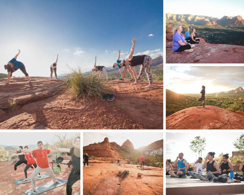 5 Day Yoga, Hiking & Breath Retreat in Sedona, Arizona