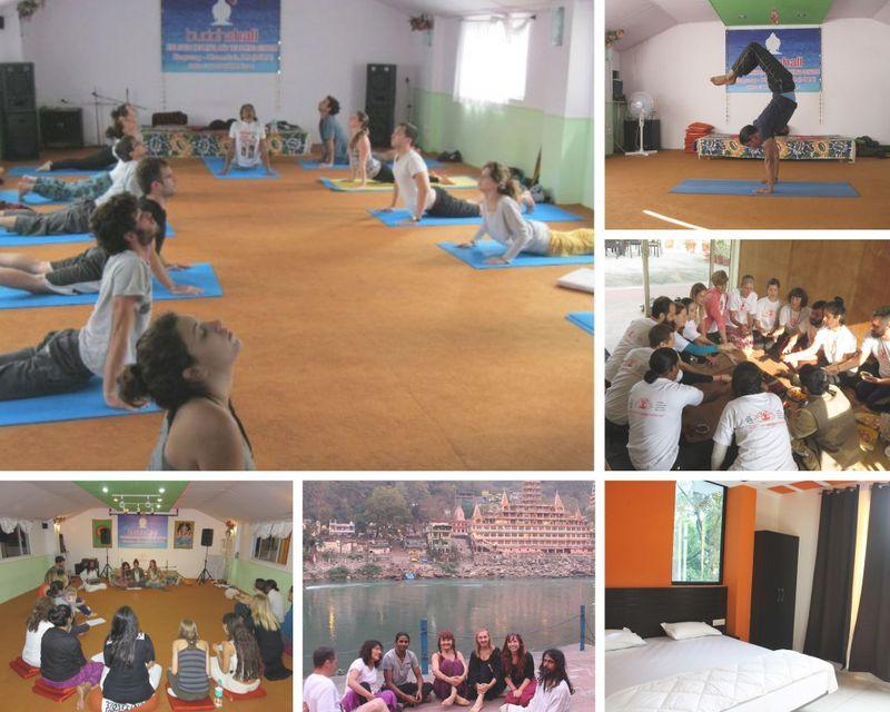 26 day 200-hour YTT in rishikesh, uttarakhand, india
