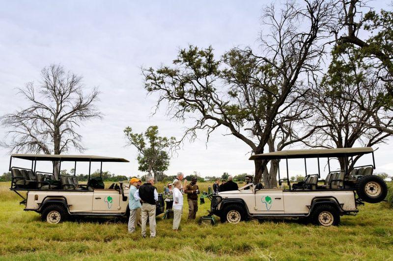 jeep safari in africa